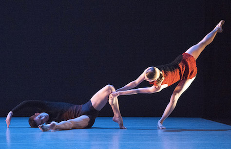Richard Alston Dance Company: Quartermark