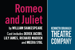 Romeo and Juliet tickets London at the Garrick Theatre. Book Romeo & Juliet tickets