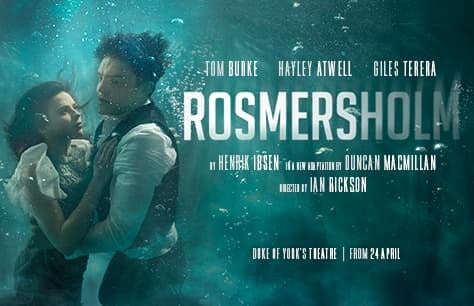 Rosmersholm Tickets