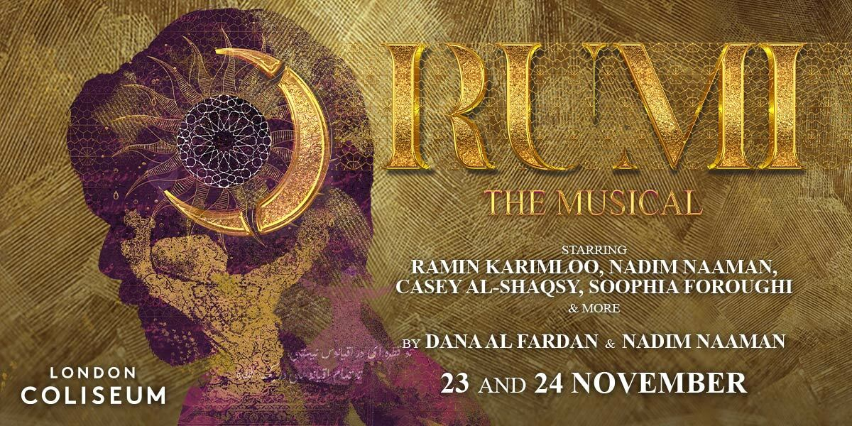 Rumi: The Musical banner image
