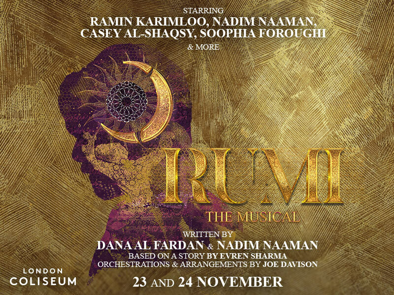 Rumi: The Musical gallery image