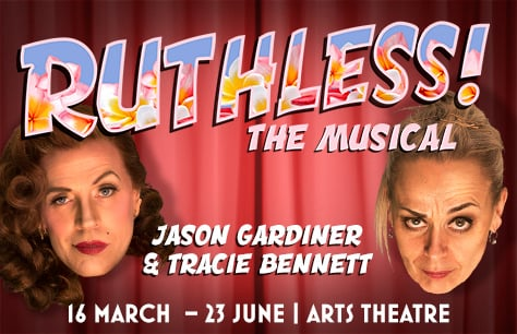 Ruthless! The Musical at Arts Theatre, London