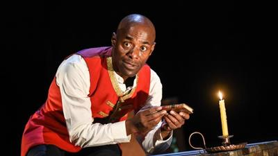 Sancho: An Act of Remembrance at Wilton's Music Hall,London