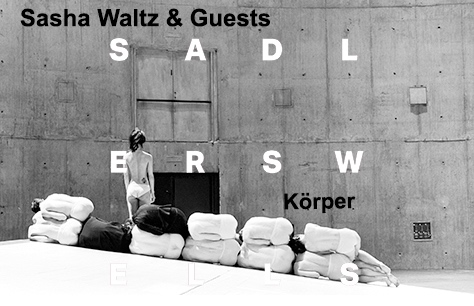 Sasha Waltz & Guests: Körper at Sadler's Wells, London