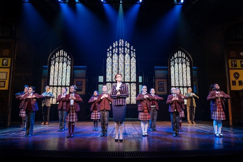 School of Rock and Dinner at Fire & Stone - Covent Garden gallery image