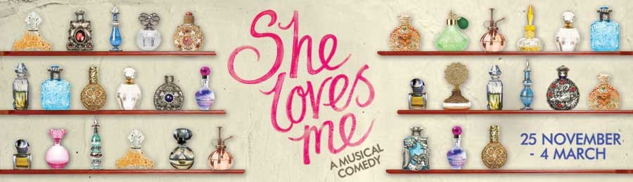 She Loves Me tickets