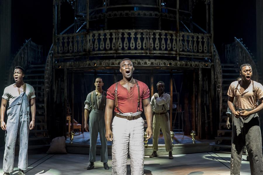 Show Boat tickets London New London Theatre Book Show Boat tickets