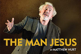 Simon Callow in The Man Jesus gallery image