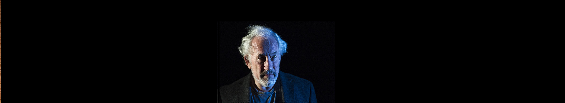 Simon Callow in The Man Jesus banner image