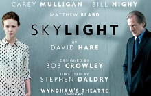 Skylight Wyndhams Theatre Tickets