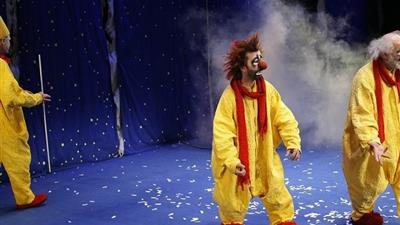 Slava's Snowshow at Royal Festival Hall, Southbank Centre,London