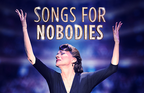 Songs for Nobodies Tickets at the Ambassadors Theatre