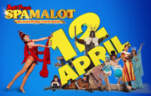 Spamalot Playhouse Theatre Tickets