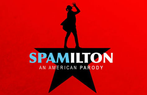 Spamilton at Menier Chocolate Factory, London