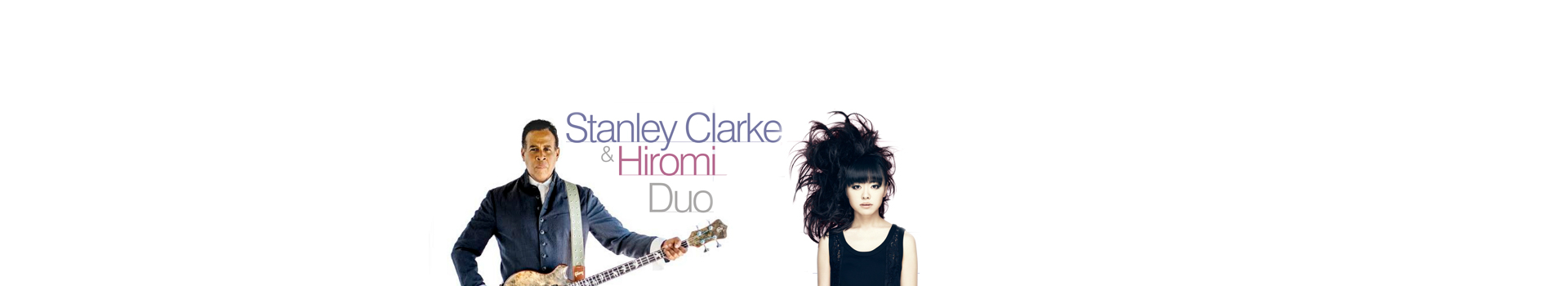 Stanley Clarke and Hiromi Duo tickets London