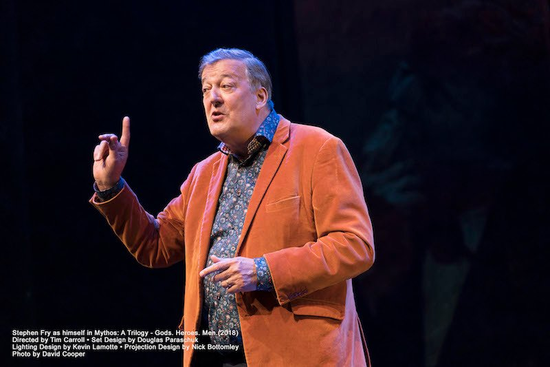 Stephen Fry Mythos a Trilogy: Heroes gallery image