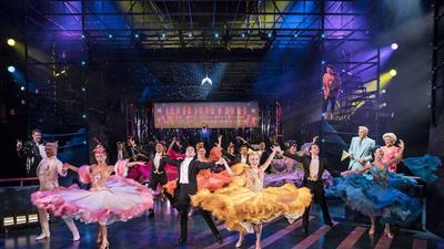 Strictly Ballroom The Musical & Dinner at Planet Hollywood at Piccadilly Theatre,London