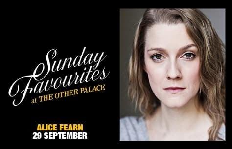 Sunday Favourites: Alice Fearn