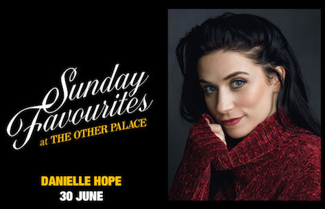 Sunday Favourites: Danielle Hope Tickets