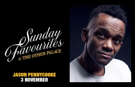 Sunday Favourites: Jason Pennycooke Tickets