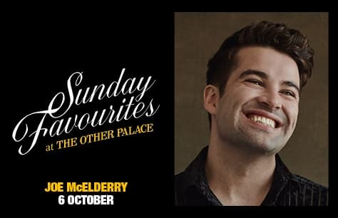 Sunday Favourites: Joe McElderry Tickets