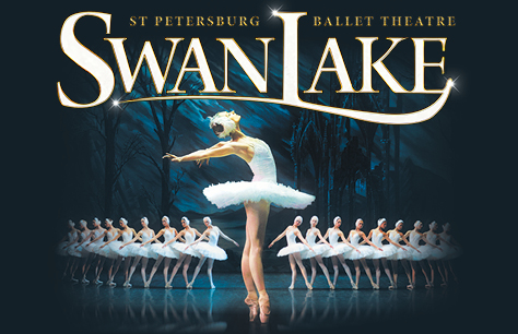 St Petersburg Ballet Theatre's Swan Lake coming soon to the London Coliseum