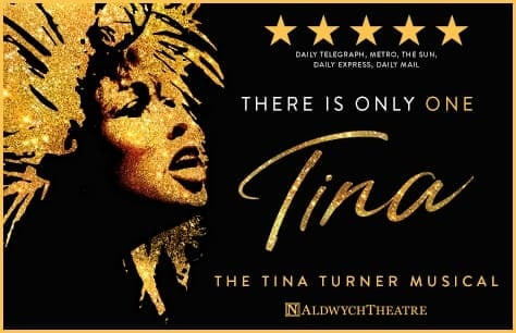 TINA: The Tina Turner Musical Tickets