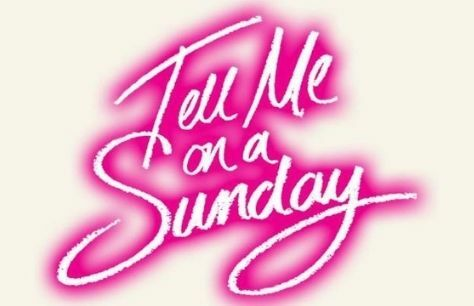Tell Me On A Sunday - Manchester