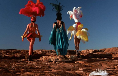 Cinema: The Adventures of Priscilla Queen of the Desert
