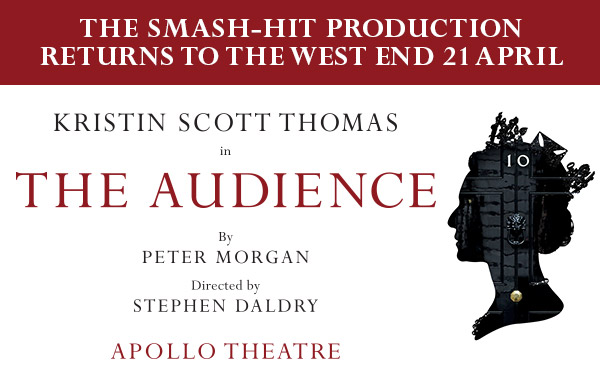 The Audience Apollo Theatre Tickets On Sale Now!