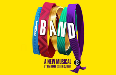 The Band at Theatre Royal Haymarket, London