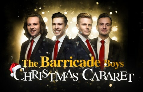 The Barricade Boys - Christmas Cabaret Tickets