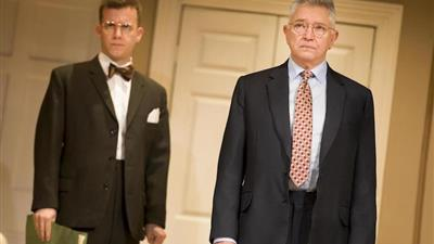 The Best Man at Playhouse Theatre,London
