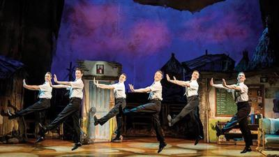 The Book of Mormon & Dinner at Belgo Soho at Prince of Wales Theatre,London