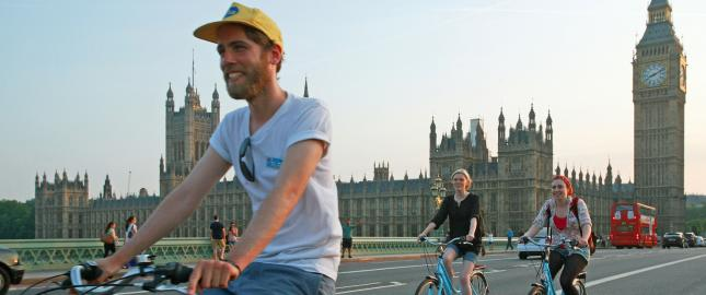 Central London Bicycle Tour tickets