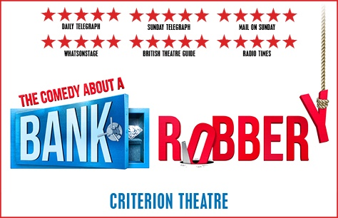 The Comedy About a Bank Robbery | AmazonPay