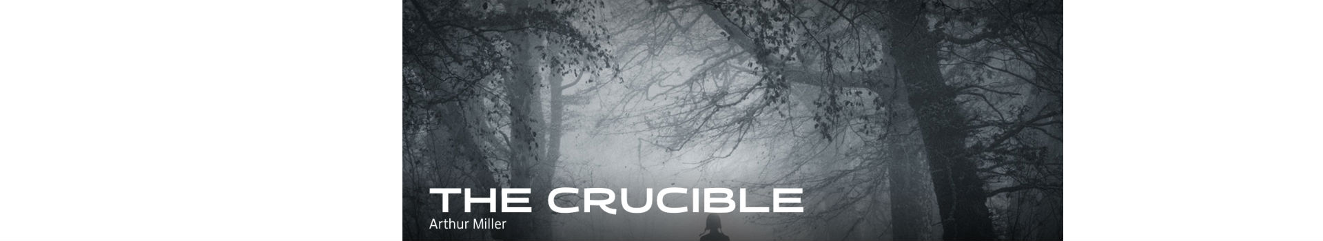 The Crucible Old Vic