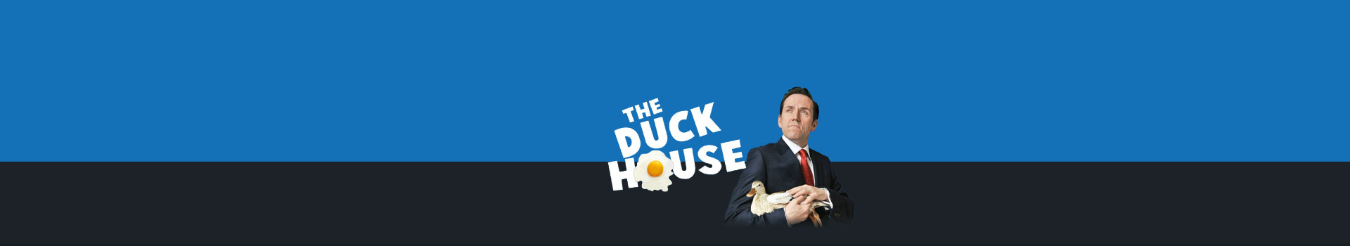 The Duck House banner image