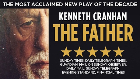The Father at the Duke Of Yorks theatre