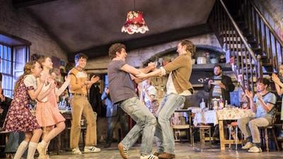 The Ferryman at Gielgud Theatre,London