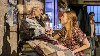 The Ferryman & Dinner at Planet Hollywood at Gielgud Theatre,London