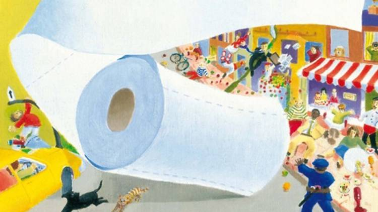 The Giant's Loo Roll tickets
