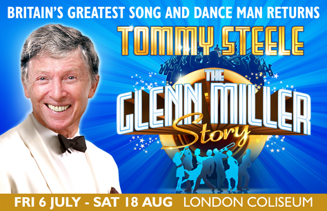 The Glenn Miller Story - London Coliseum