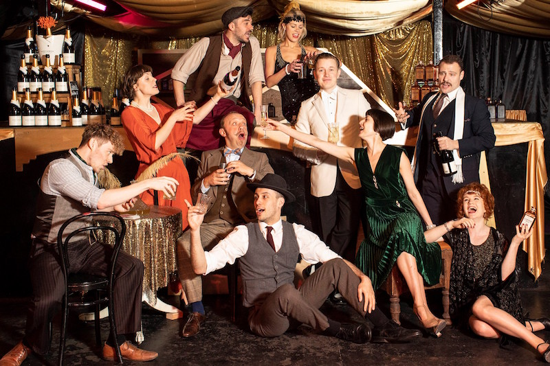 the great gatsby tickets play tickets london theatre direct