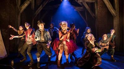 The Grinning Man at Trafalgar Studios,London