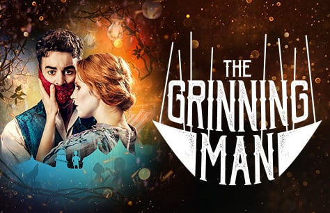 The Grinning Man at Trafalgar Studios, London