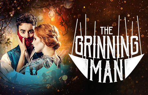 The Grinning Man launch event