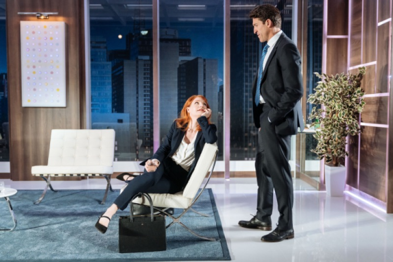 The Gronholm Method at the Menier Chocolate Factory