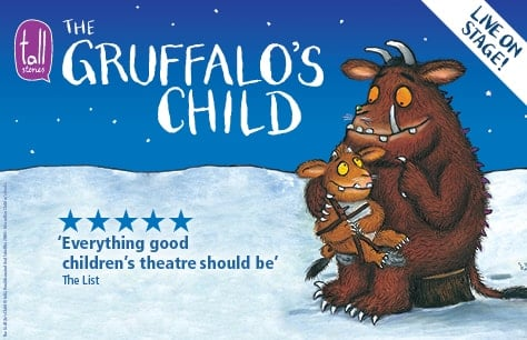 The Gruffalo's Child at Lyric Theatre, London