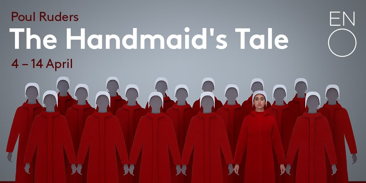 The Handmaid's Tale banner image